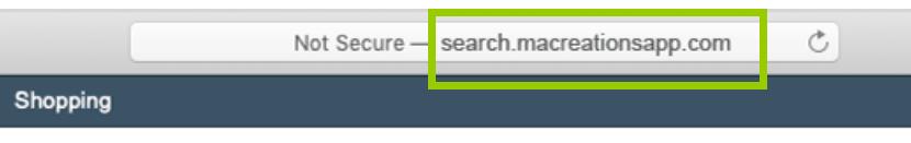 Search.macreationsapp.com Mac Virus