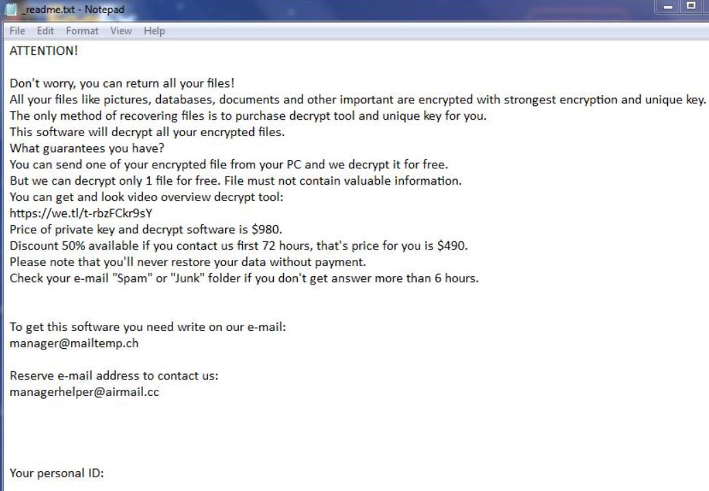 aeur File Extension Virus