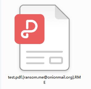 [ransom.me@onionmail.org].RME Virus